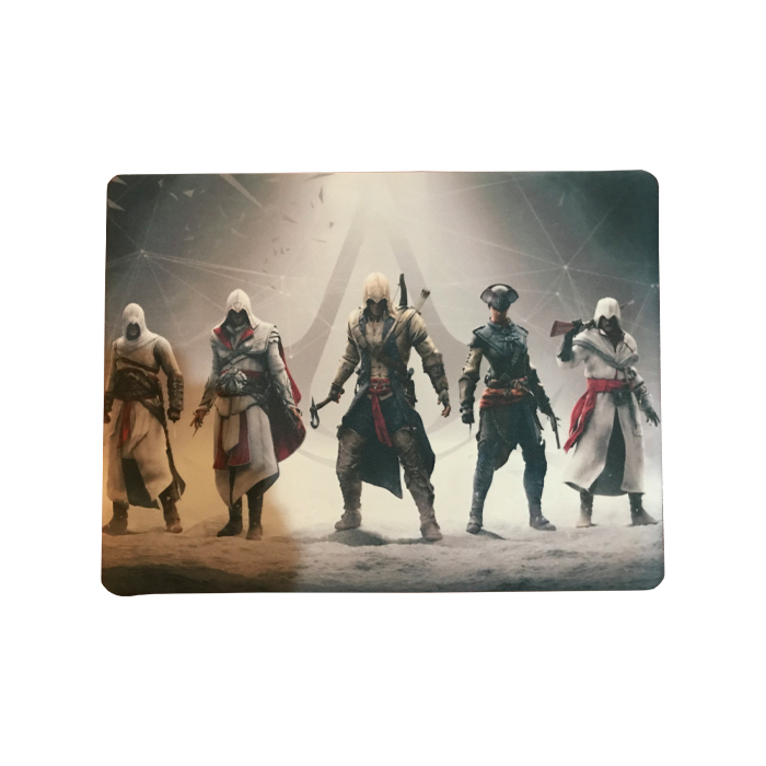 BASKILI MOUSEPAD 25X32CM - ASSASIN'S CREED 4LÜ