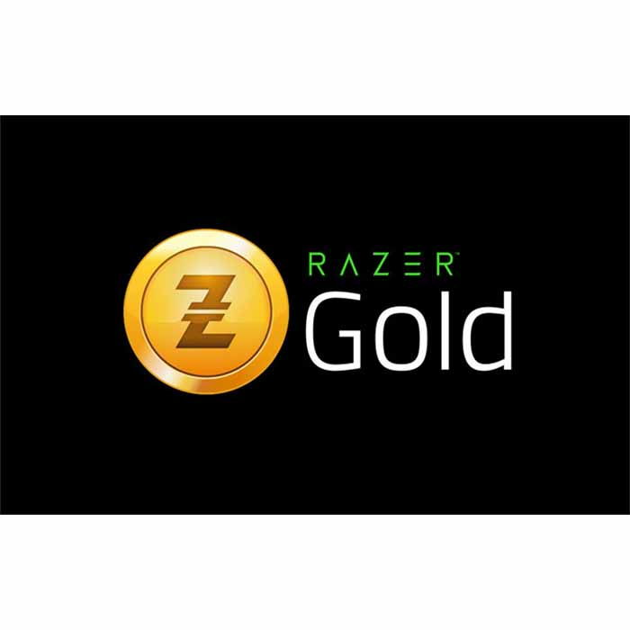 5 USD Razer Gold Global Pin